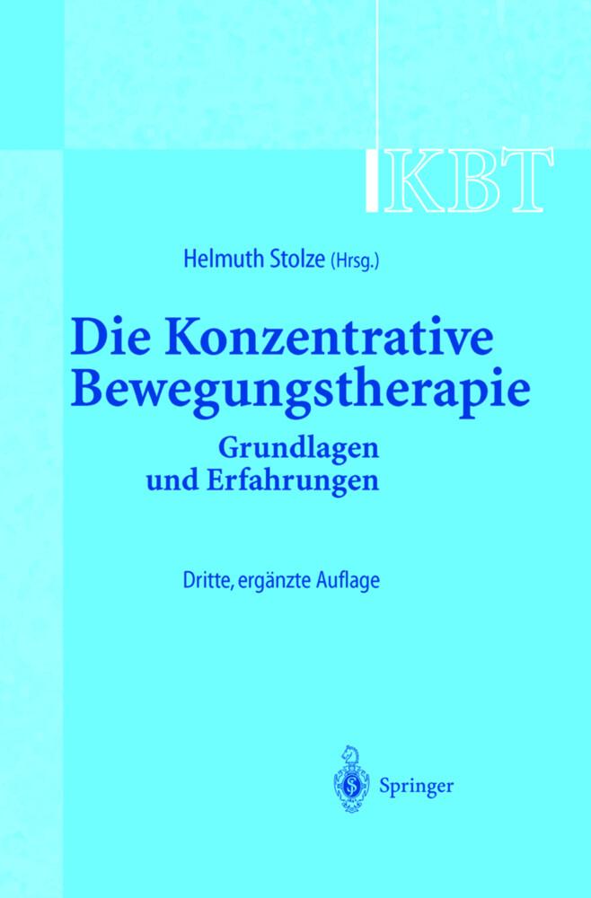 KBT - Die Konzentrative Bewegungstherapie als Buch