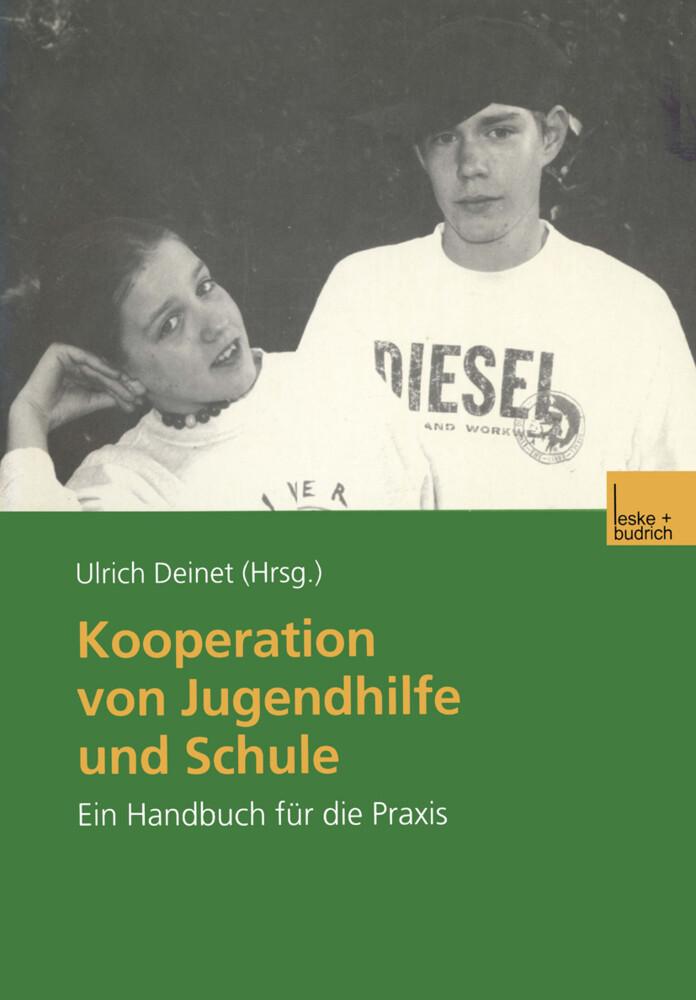 Kooperation von Jugendhilfe und Schule als Buch