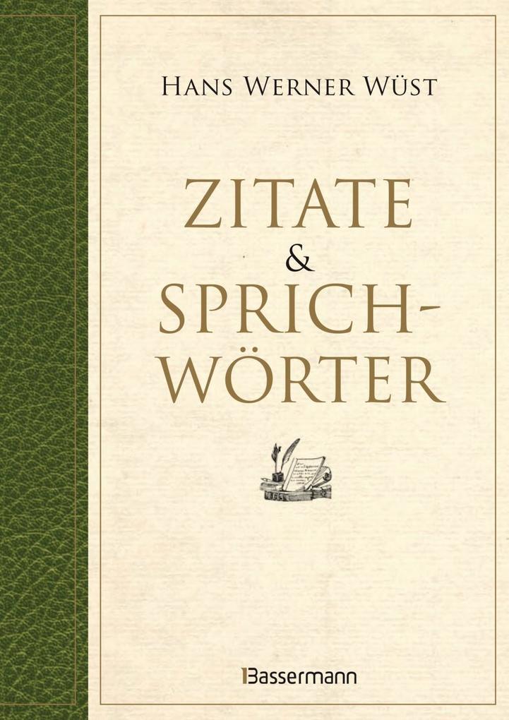 Zitate & Sprichwörter als eBook