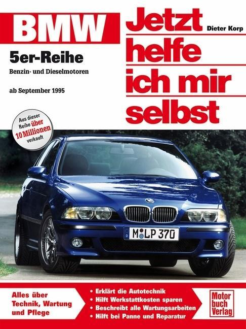 BMW 5er Reihe ab September 1995 (E 39) als Buch