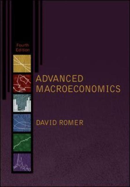 Advanced Macroeconomics als Buch von David Romer