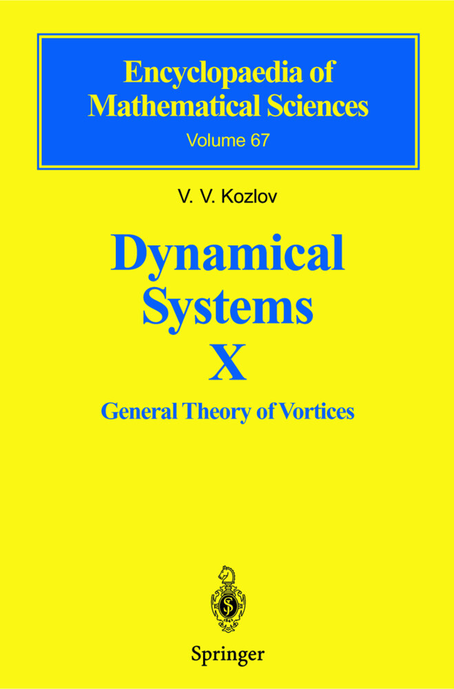 Dynamical Systems X als Buch
