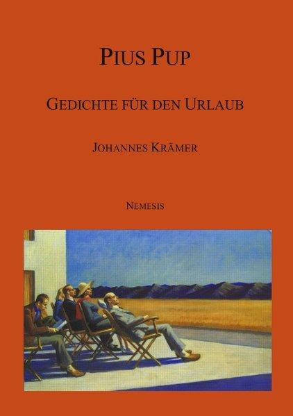 Pius Pup - Gedichte für den Urlaub als Buch