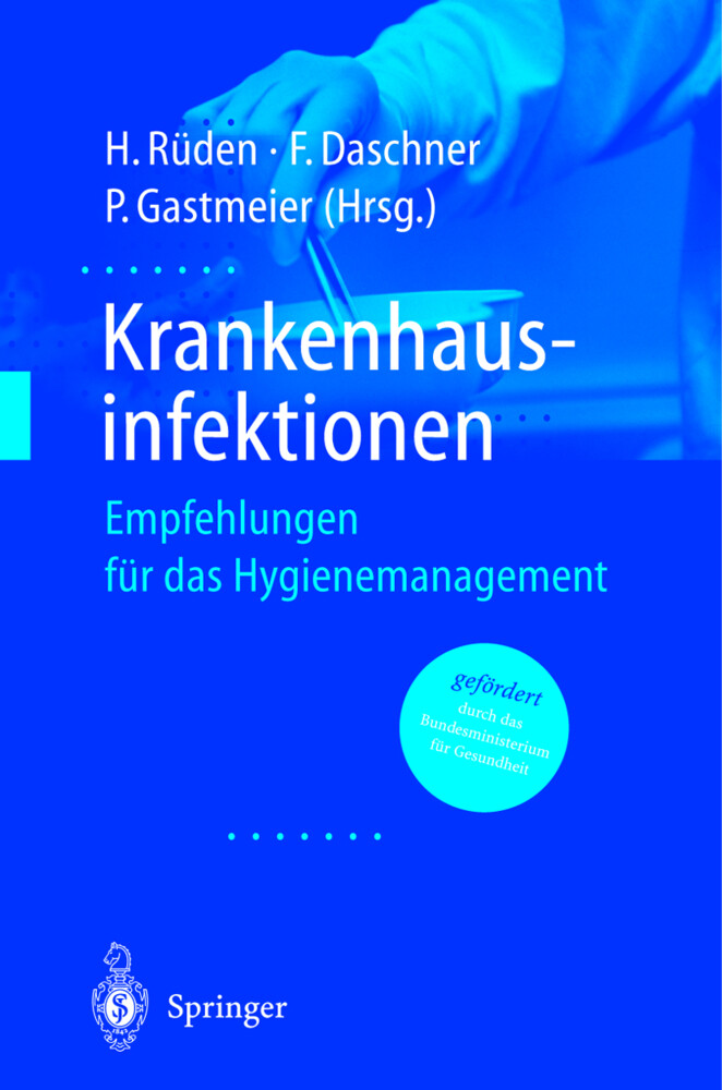 Krankenhausinfektionen als Buch