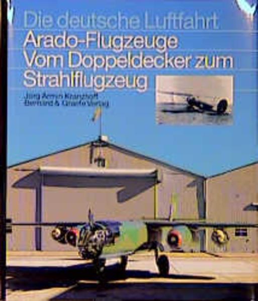 Die Arado-Flugzeuge als Buch
