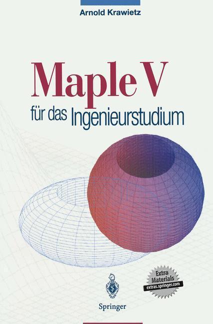Maple V für das Ingenieurstudium als Buch