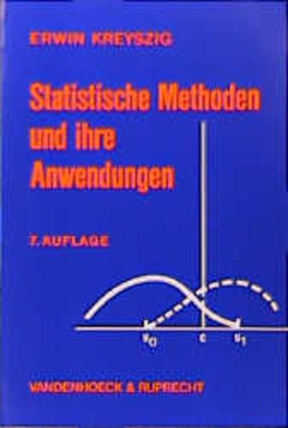 Statistische Methoden und ihre Anwendungen als Buch