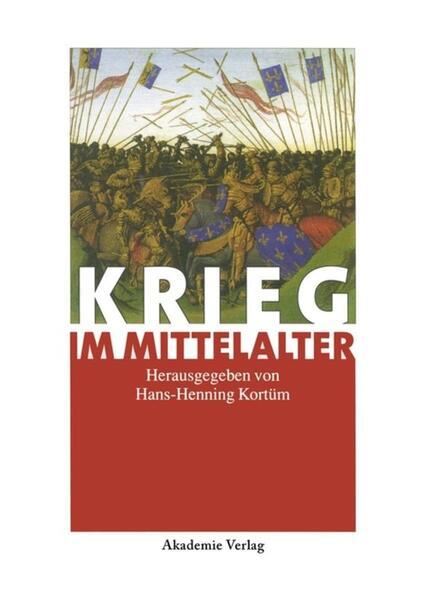Krieg im Mittelalter als Buch