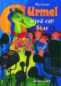 Urmel wird ein Star als Buch