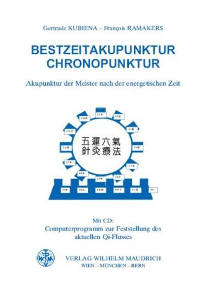 Bestzeitakupunktur - Chronopunktur als Buch