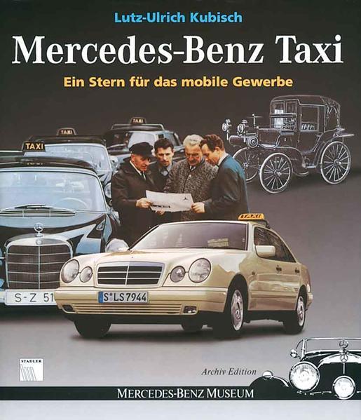 Mercedes-Benz Taxi als Buch