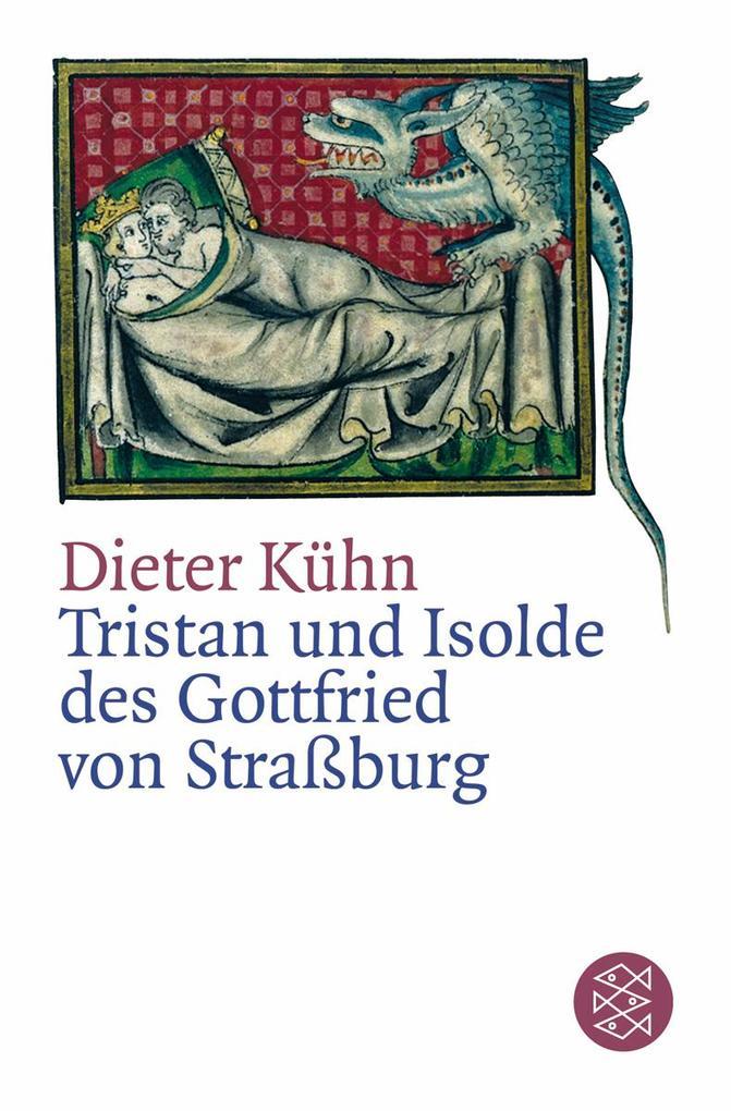 Der Tristan des Gottfried von Straßbourg als Taschenbuch