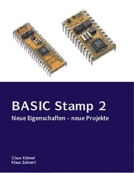 BASIC Stamp 2 als Buch