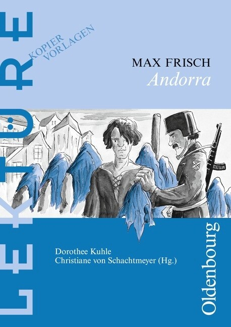 Max Frisch: Andorra als Buch