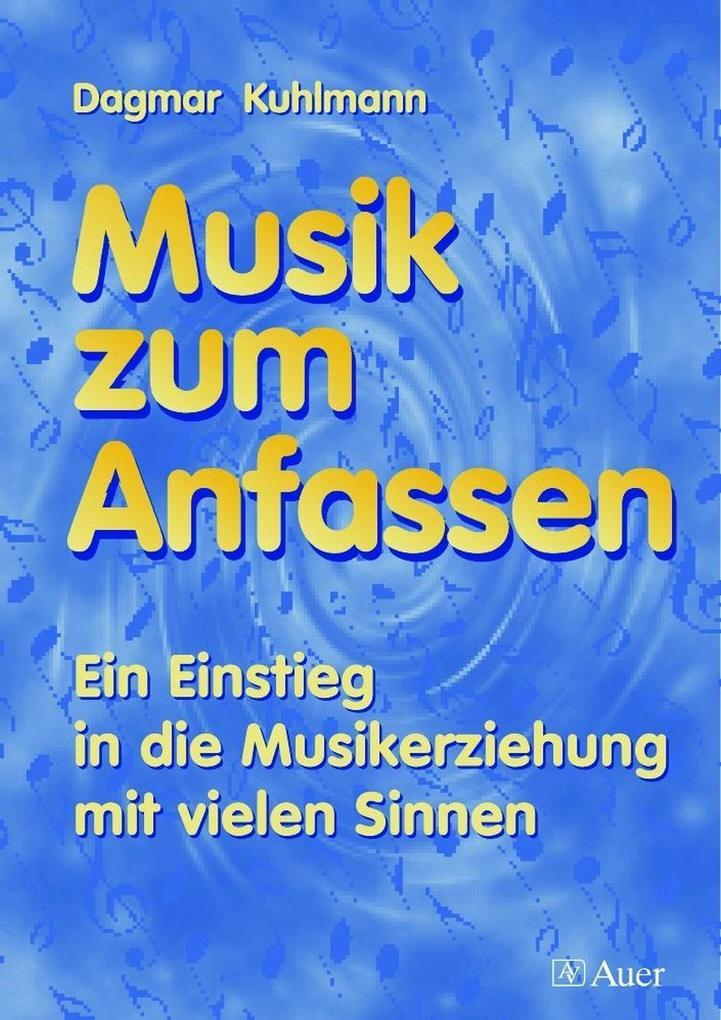 Musik zum Anfassen als Buch