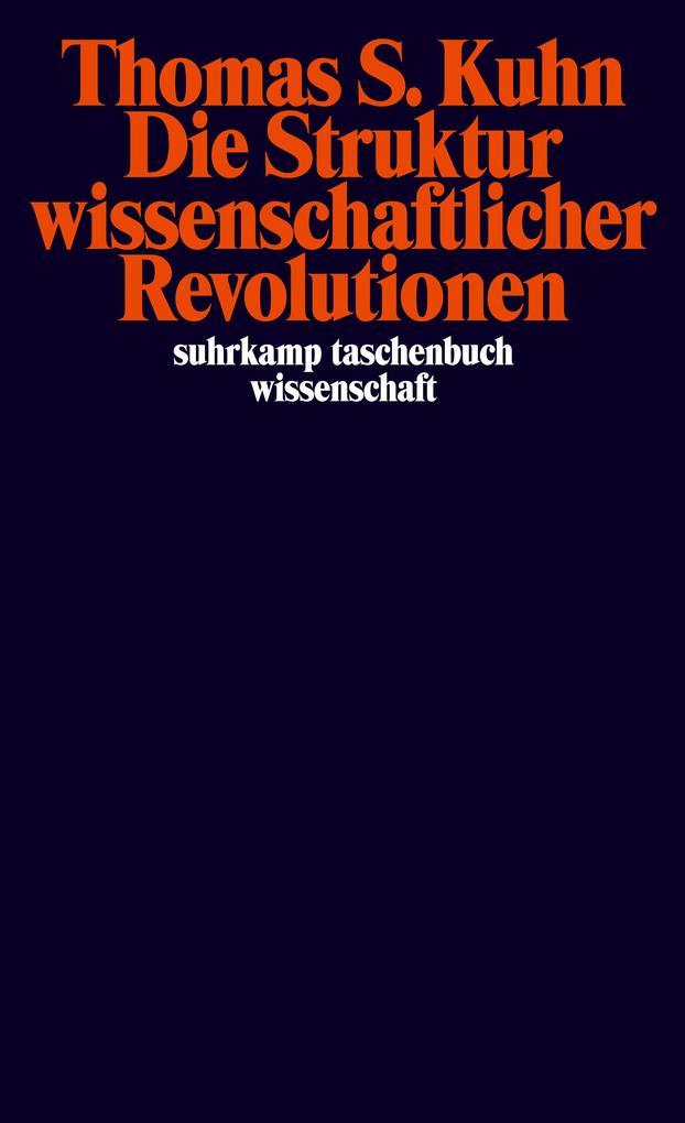 Die Struktur wissenschaftlicher Revolutionen als Taschenbuch