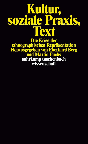 Kultur, soziale Praxis, Text als Taschenbuch