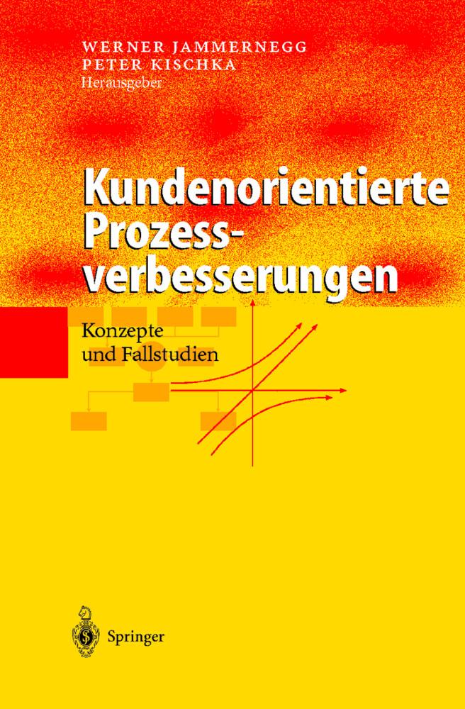 Kundenorientierte Prozessverbesserungen als Buch