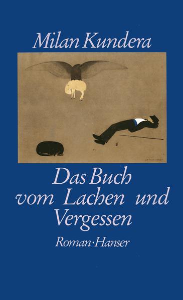 Das Buch vom Lachen und Vergessen als Buch