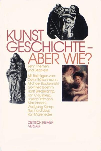 Kunstgeschichte, aber wie? als Buch