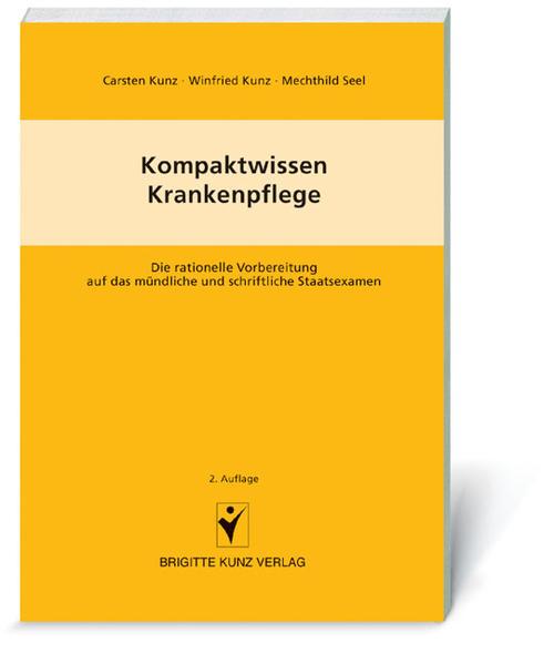 Kompaktwissen Krankenpflege als Buch