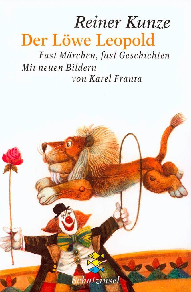 Der Löwe Leopold als Taschenbuch