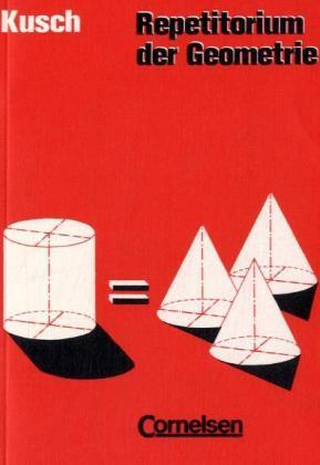 Repetitorium der Geometrie als Buch