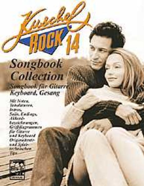 Kuschelrock 14. Songbook-Collection als Buch
