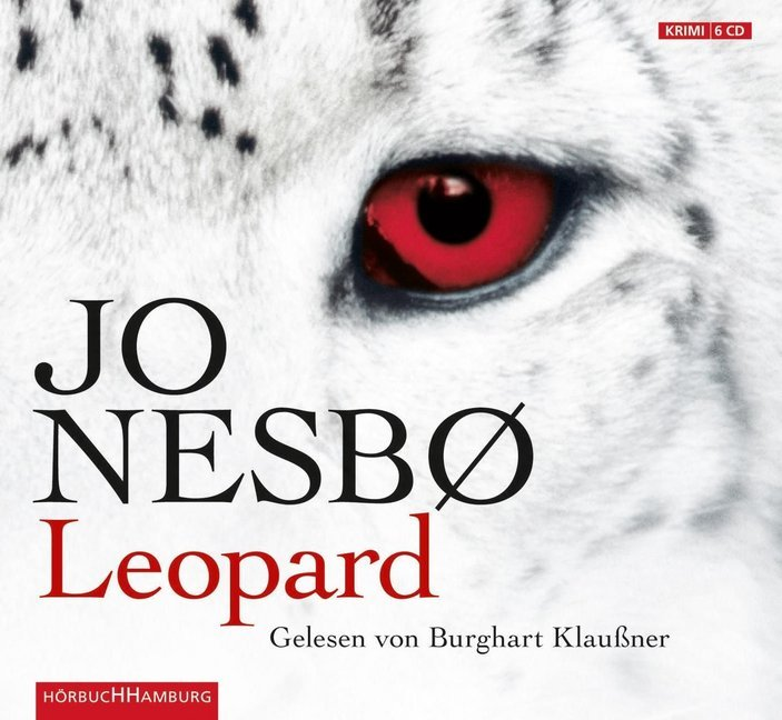 Leopard als Hörbuch