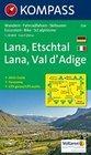 Lana - Etschtal/Val d'Adige 1 : 25 000