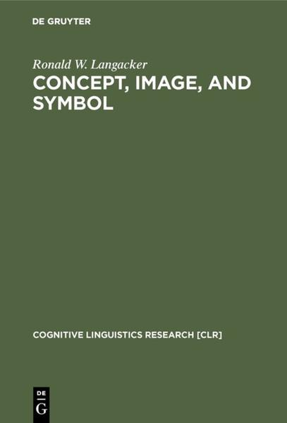 Concept, Image, and Symbol als Buch
