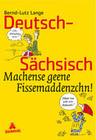 Deutsch - Sächsisch