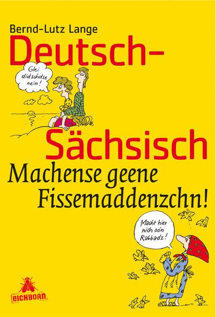 Deutsch - Sächsisch als Buch