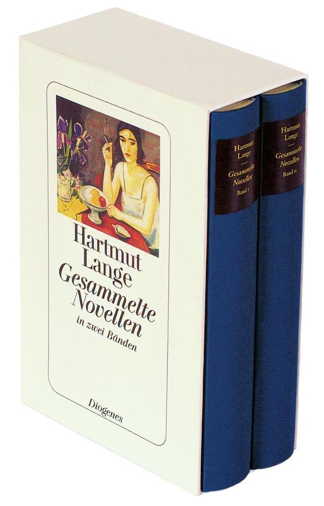 Gesammelte Novellen in zwei Bänden als Buch