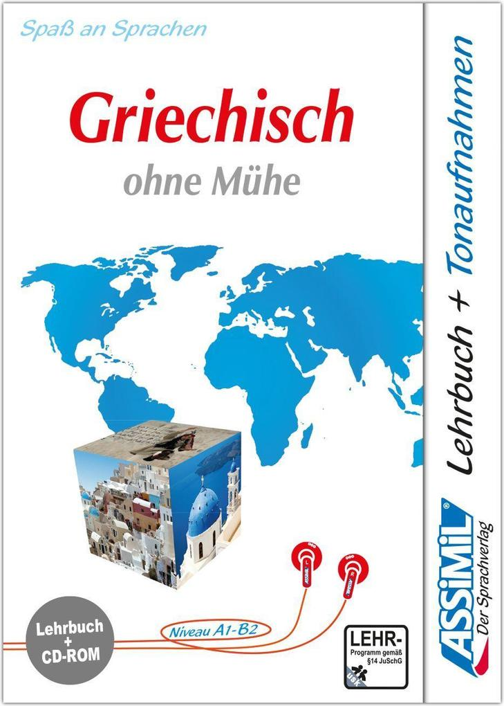 ASSiMiL Selbstlernkurs für Deutsche / Assimil Griechisch ohne Mühe als Software