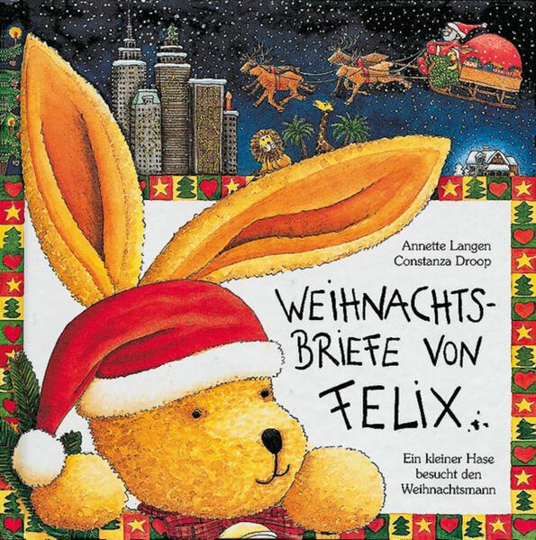Weihnachtsbriefe von Felix als Buch