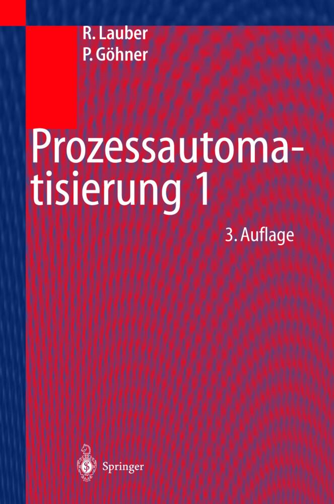 Prozeßautomatisierung, 1 als Buch