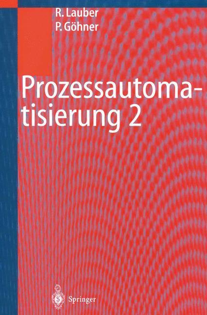 Prozeßautomatisierung 2 als Buch