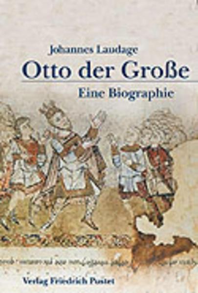 Otto der Große (912 - 973) als Buch
