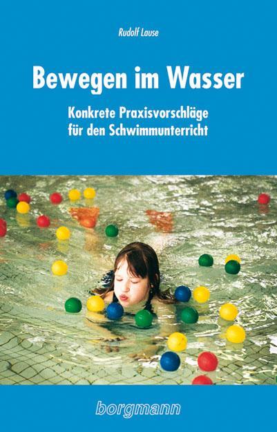 Bewegen im Wasser als Buch