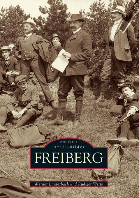 Freiberg als Buch