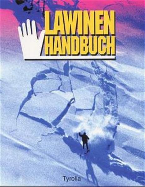 Lawinenhandbuch als Buch