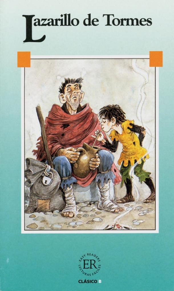 Lazarillo de Tormes als Buch