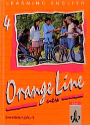 Learning English. Orange Line 4. New. Erweiterungskurs. Schülerbuch als Buch