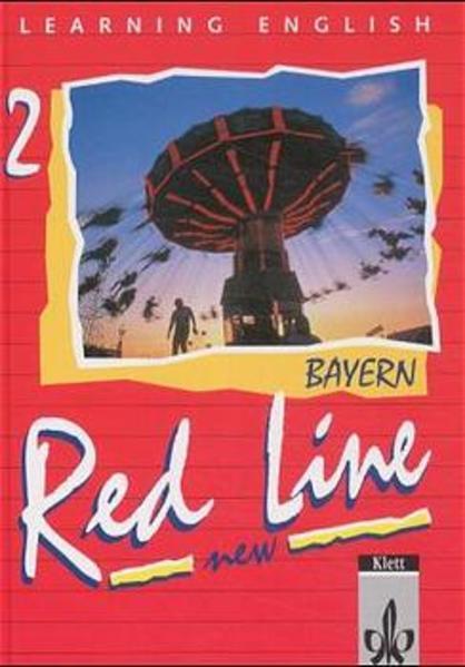 Red Line New 2. Schülerbuch. Bayern als Buch