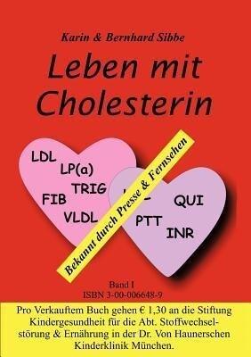 Leben mit Cholesterin als Buch