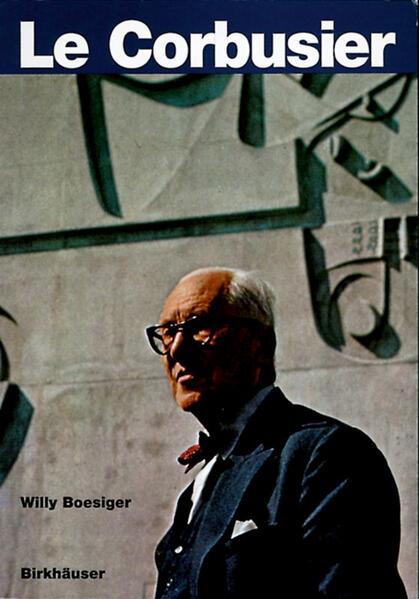 LeCorbusier als Buch