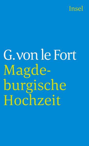 Die Magdeburgische Hochzeit als Taschenbuch