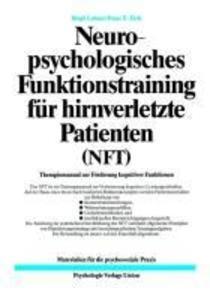 Neuropsychologisches Funktionstraining für hirnverletzte Patienten als Buch