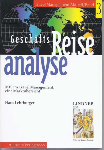 Geschäftsreise-Analyse als Buch